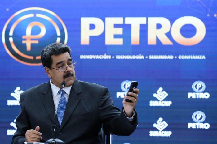 Las aventuras de Maduro | ¿Petro será obligatorio para cualquier pago o transacción?