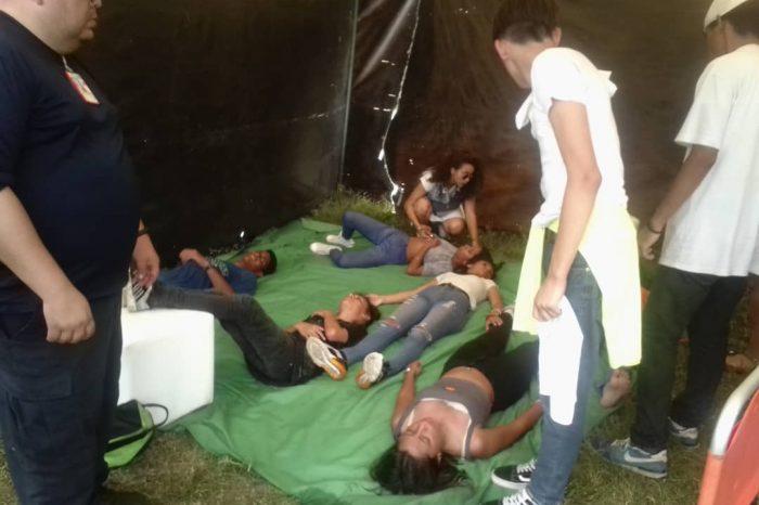 Muere niña de 14 años en concierto gratuito en el Parque del Este de Caracas