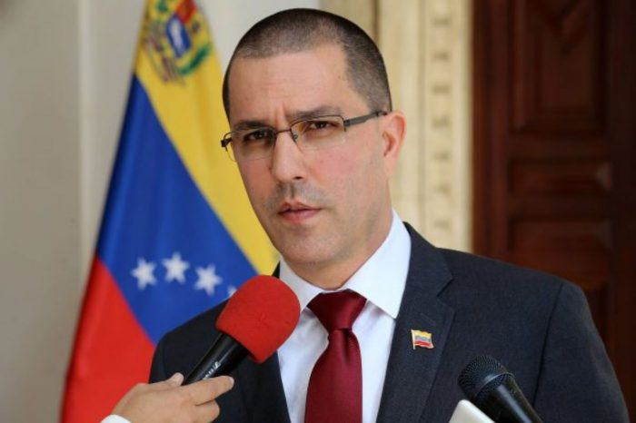 EEUU acusó a Jorge Arreaza de mantener encuentros con líder de Hezbollah