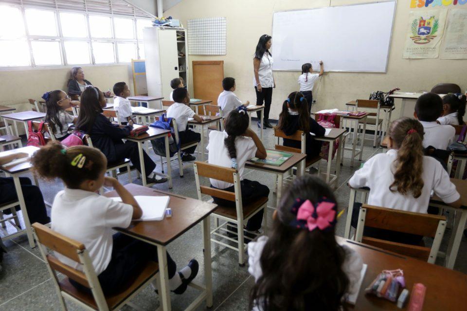 España destina 250 mil euros para la educación inclusiva en Venezuela