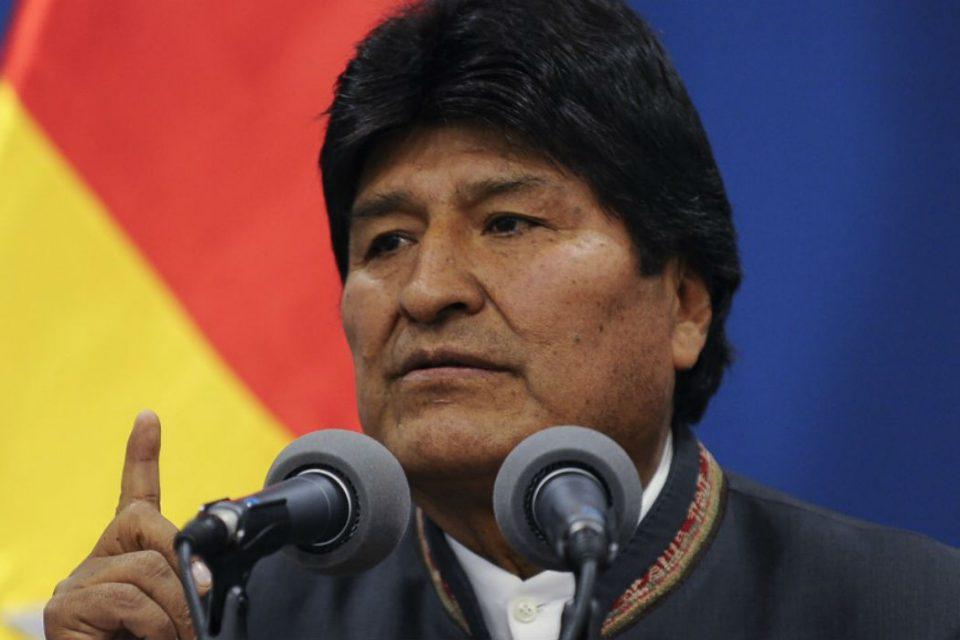 Gobierno de México concede asilo político a Evo Morales
