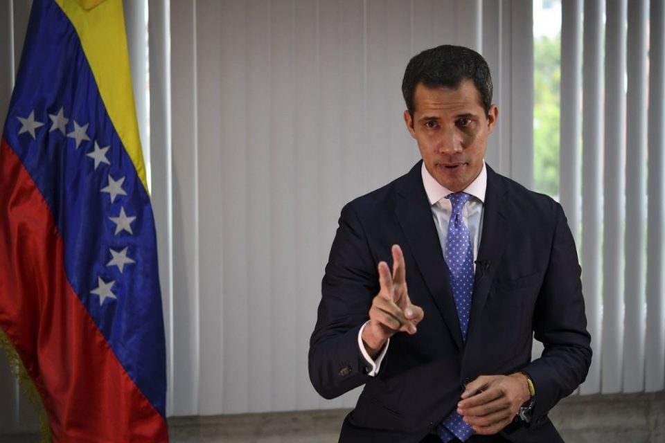Juan Guaidó reiteró fortaleza de sus relaciones internacionles