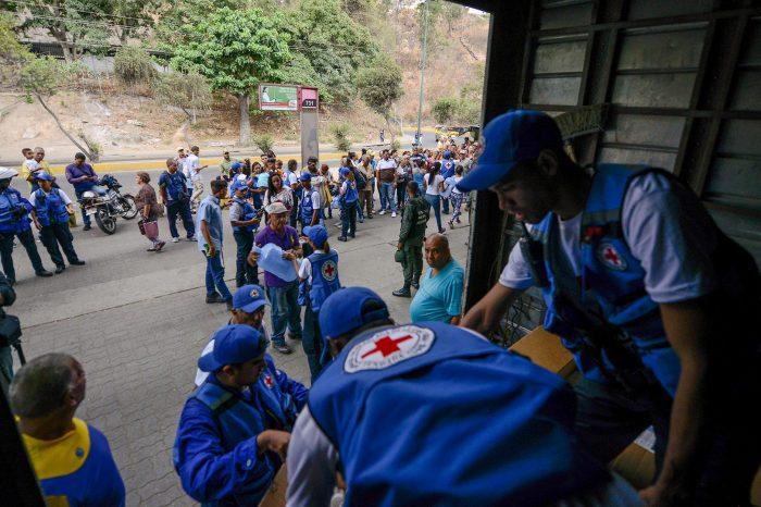 Cruz Roja: La ayuda humanitaria nunca debe usarse como una herramienta política