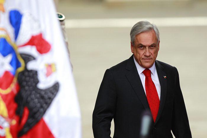 La crisis chilena no afecta el bolsillo de Sebastián Piñera