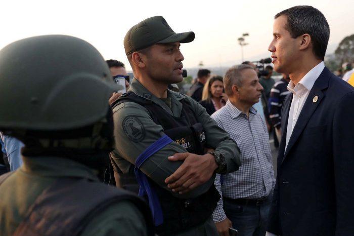 """Teniente Coronel Illich Sánchez: """"Salimos de Venezuela, pero nuestra lucha para restaurar la democracia sigue"""""""
