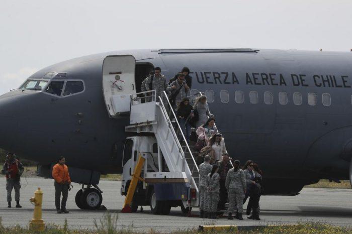 ¡Sin esperanza! Fuerza Aérea de Chile descarta encontrar sobrevivientes en accidente aéreo
