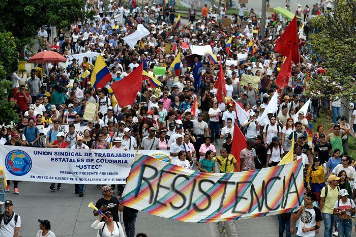 Central de trabajadores de Colombia rechaza suspender paro nacional