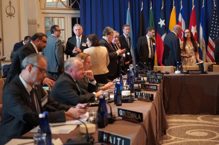 Miembros del Tiar se reunirán en Colombia para concretar sanciones contra funcionarios del régimen