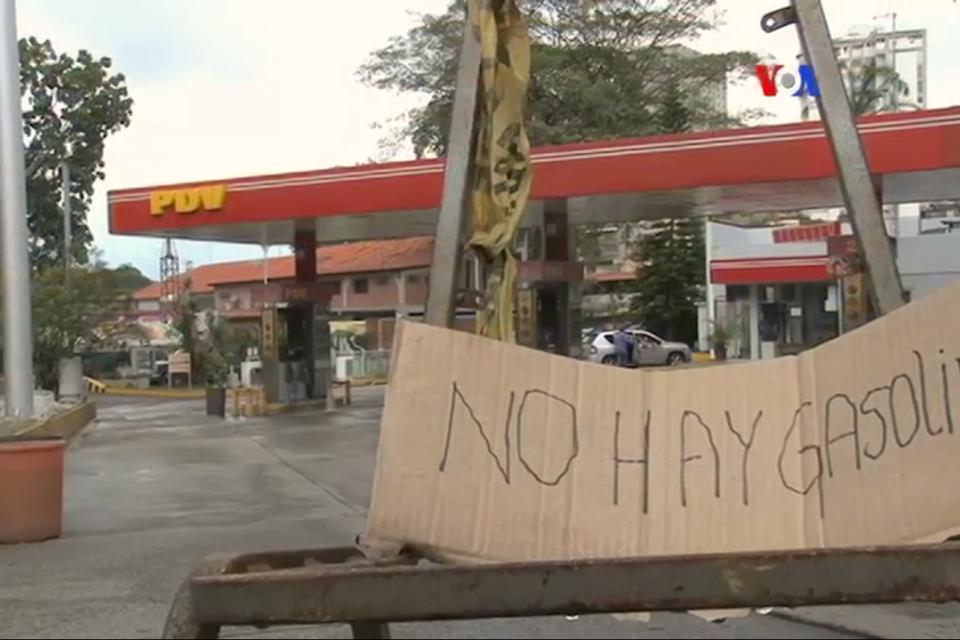 ¿Qué hay detrás de la escasez de combustible en Venezuela?