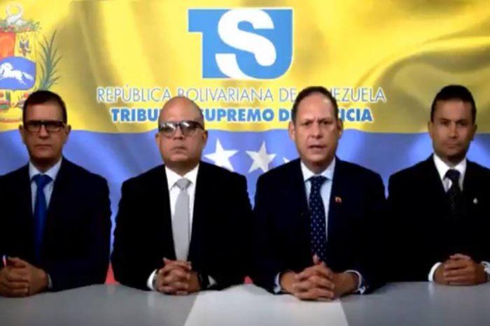 TSJ en el exilio cuenta con nueva junta directiva