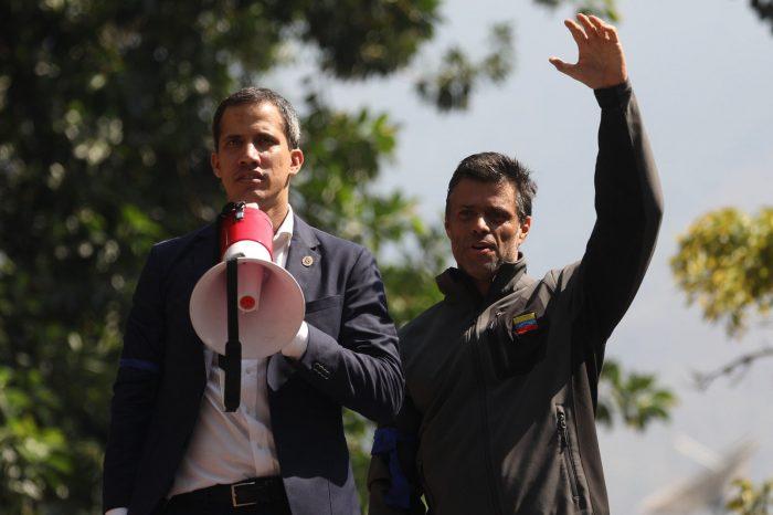 Leopoldo López reiteró su apoyo a Guaidó en la lucha por la libertad de Venezuela
