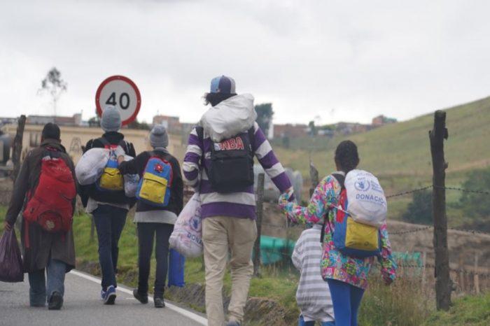 OEA: éxodo venezolano podría cerrar en 2020 con 6 millones de migrantes