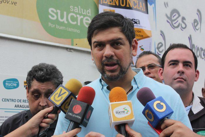 Ocariz: Primero Justicia estará en la calle, luchando y esforzándose para cambiar el país