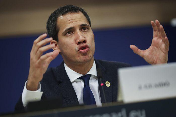 Guaidó no descarta viajar a España como parte de su gira por Europa