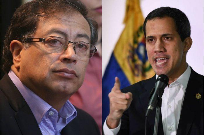 ¿Senador colombiano prepara acciones legales contra Guaidó?