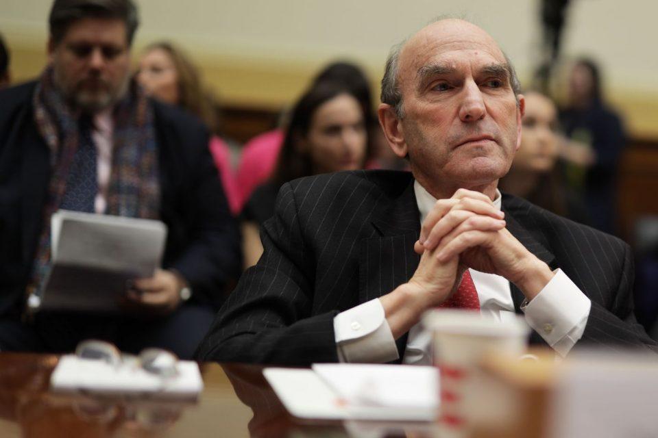 Elliott Abrams: situación en Venezuela ha generado frustración