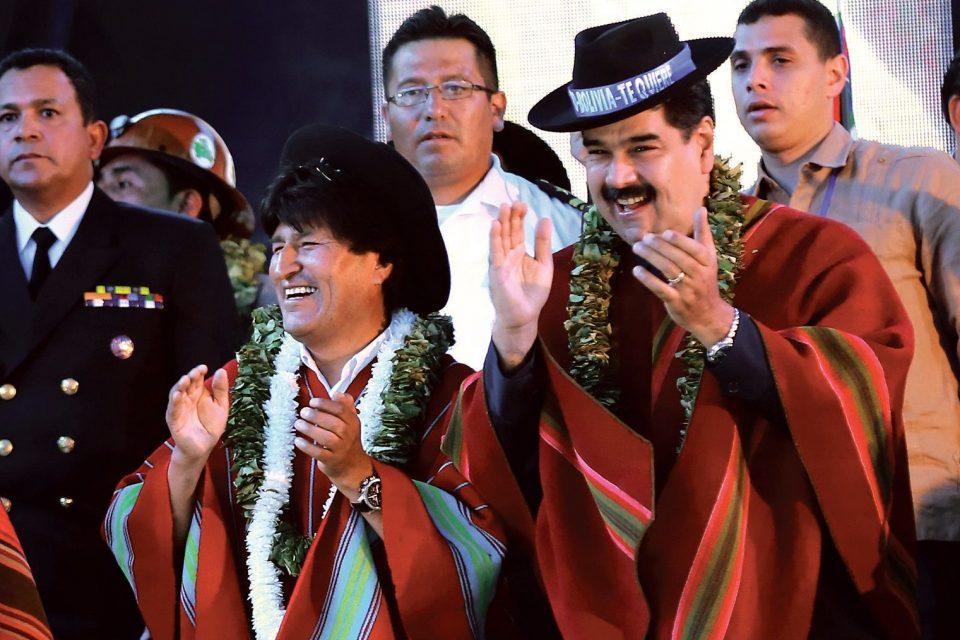 EEUU responsabilizó a Maduro y a Evo Morales de violencia en Latinoamérica