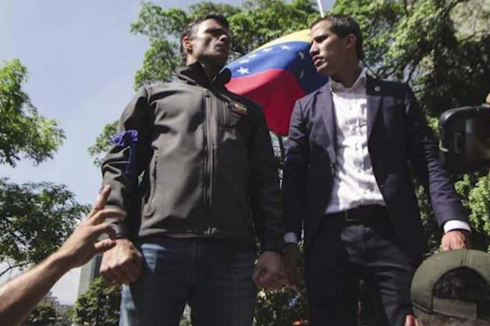 Leopoldo López reiteró su apoyo a Guaidó y rechazó golpe parlamentario
