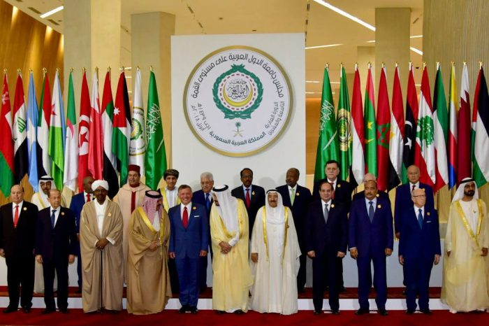 """Liga Árabe considera acuerdo de paz como un """"gran desperdicio"""" a los derechos de los palestinos"""