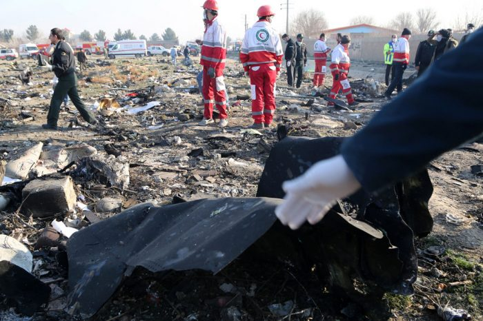 Irán niega que un misil haya derribado el avión ucraniano y pide a Canadá mostrar pruebas