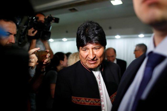Bolivia tomará medidas legales ante planes terroristas de Evo Morales
