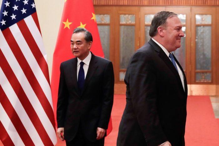 Mike Pompeo lanzó advertencia a sus aliados sobre el partido comunista chino