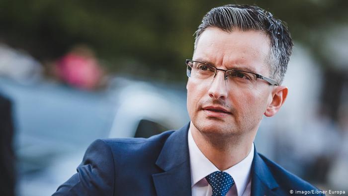 ¡Inesperado! Primer Ministro de Eslovenia dimitió a su cargo