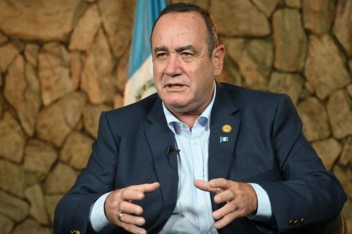 Presidente electo de Guatemala teme por su vida ante amenaza de atentado