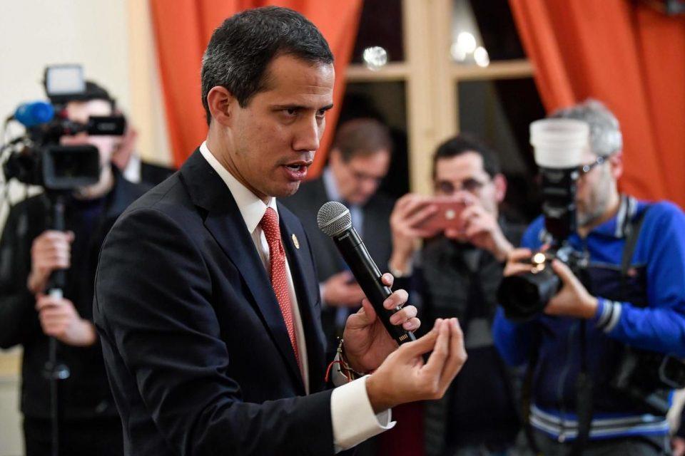 Guaidó: Venezuela cada vez se parece más a Siria y no a Cuba