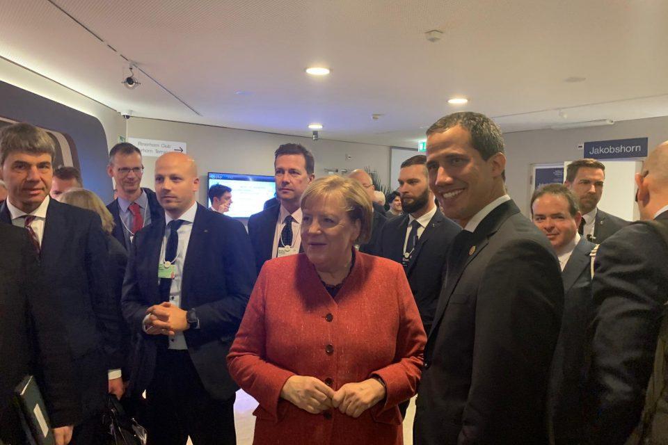 Alemania: crisis venezolana solo puede acabar por la vía democrática