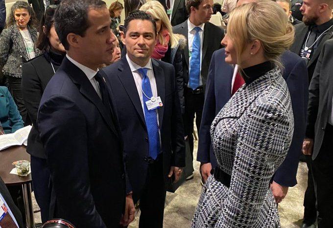 Durante su encuentro ¿De qué hablaron Ivanka Trump y Juan Guaidó?