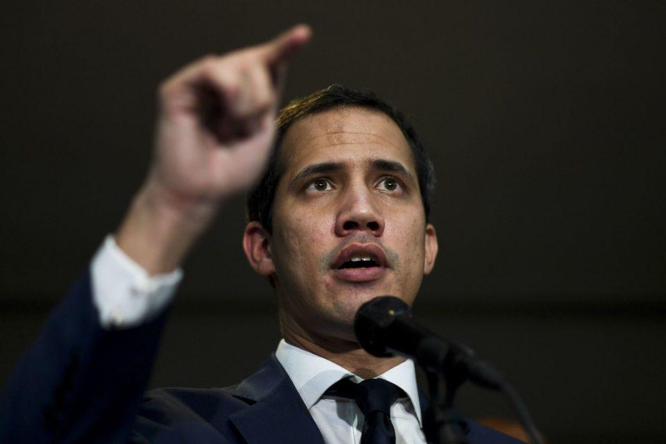 """Guaidó: """"oro manchado de sangre"""" es el soborno del régimen a algunos diputados"""
