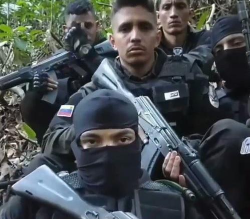 Miembros de la Operación Aurora solicitan apoyo a comunidad internacional