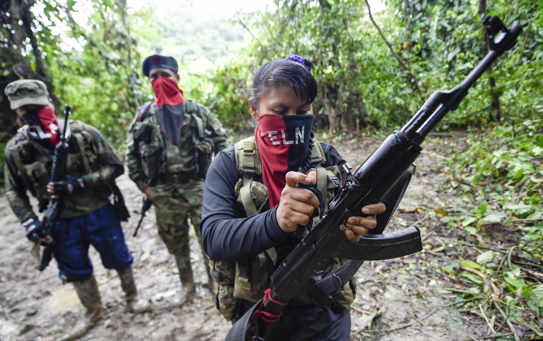 Human Rights Watch: ELN secuestra civiles en Venezuela para esclavizarlos
