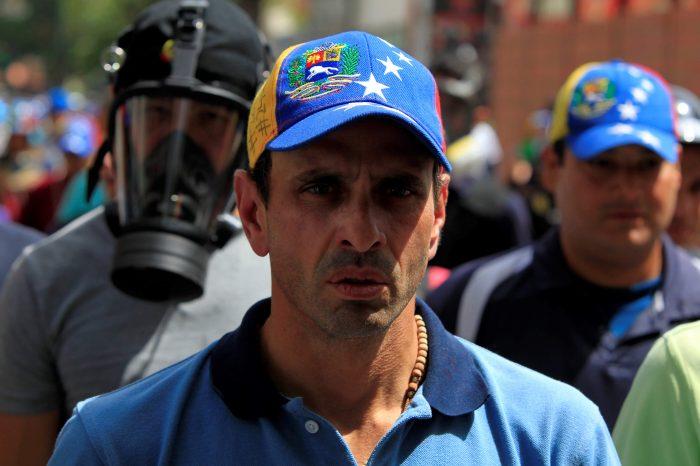 """Capriles reveló fracaso de la oposición: """"Seamos serios, hablemos con la verdad"""""""