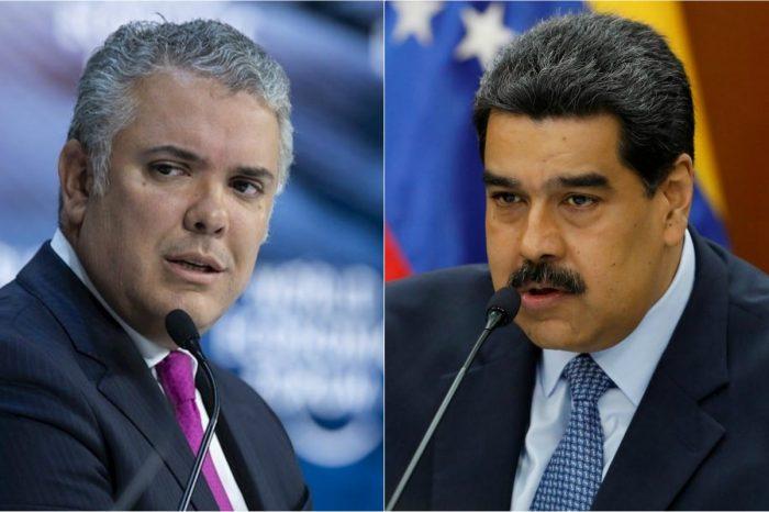 Iván Duque se rehúsa a mantener relaciones consulares con el régimen de Maduro