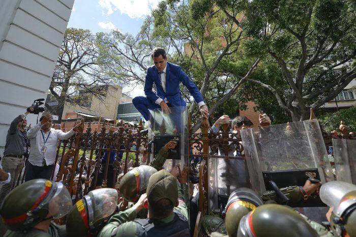 Idea pide a Guaidó continuar con su lucha por la democracia en Venezuela