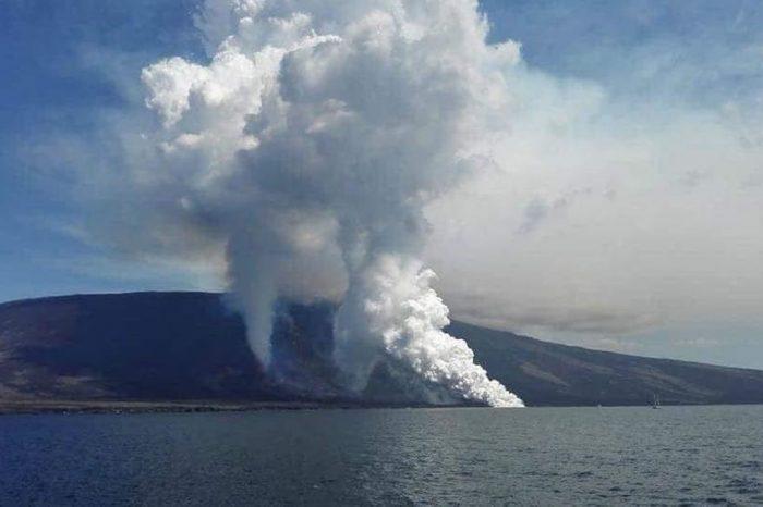 ¡Señales del planeta! | Otro volcán entra en erupción en las Islas Galápagos