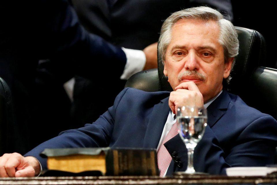 Alberto Fernández se confiesa: estoy muy preocupado por Venezuela