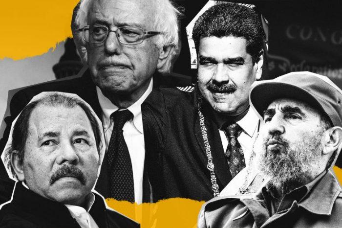 Bernie Sanders, candidato favorito de los Demócratas, enfrenta un enemigo inesperado: Nicolás Maduro