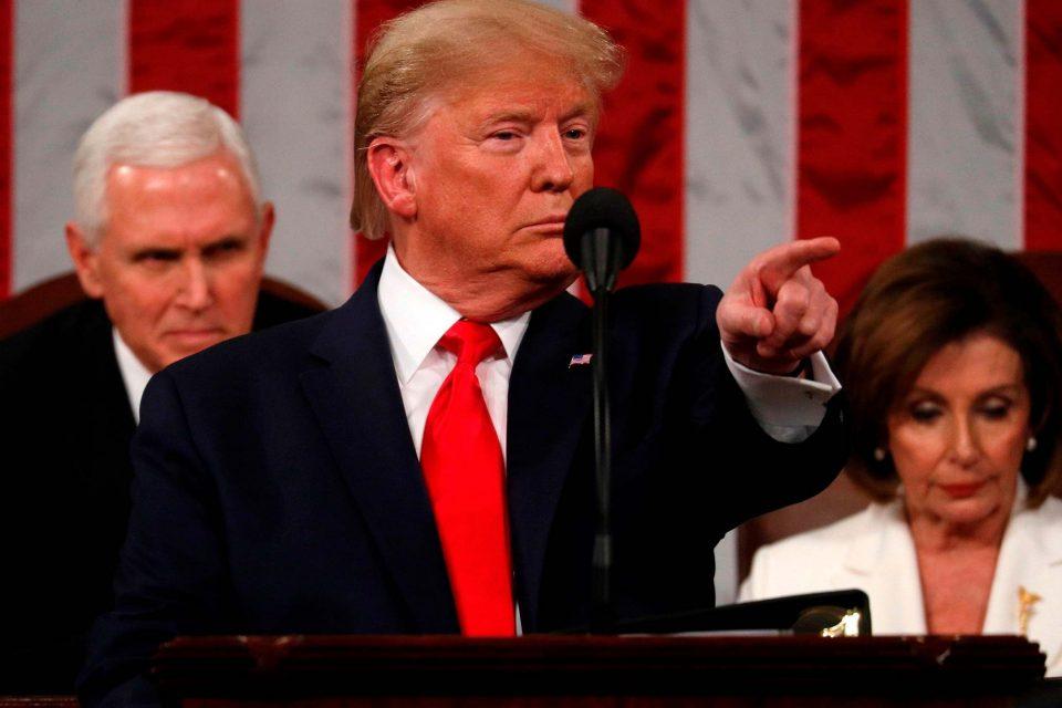 ¡Sin compasión! Donald Trump pidió más sanciones para Maduro