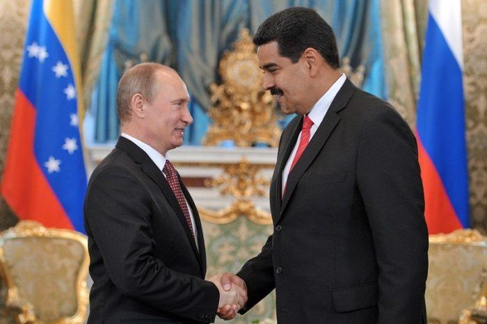 Putin abandona financieramente a Maduro