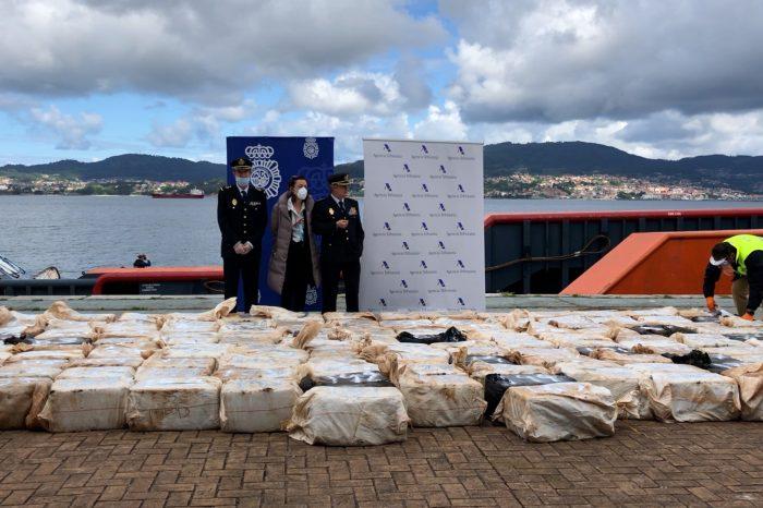 Cae la red de narcos más grande de Galicia que traficaba cocaína desde Venezuela