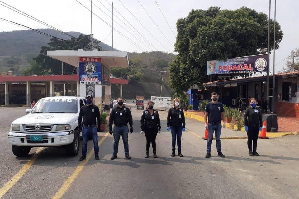 Ordenan bloqueo militar en frontera de Táchira en previsión a una invasión