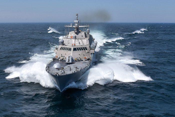 Barco de guerra norteamericano llevaba tres meses vigilando a Maduro