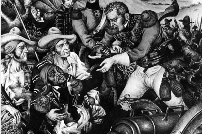 El mercenario que trató de liberar Venezuela... hace 200 años