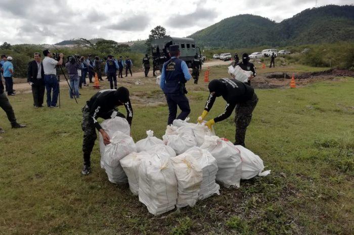 Así se convirtió Honduras en el principal aliado de EE.UU. contra el cartel de Maduro-FARC