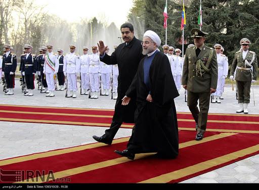 Análisis: Ya es hora acabar con las relaciones entre Irán y Venezuela