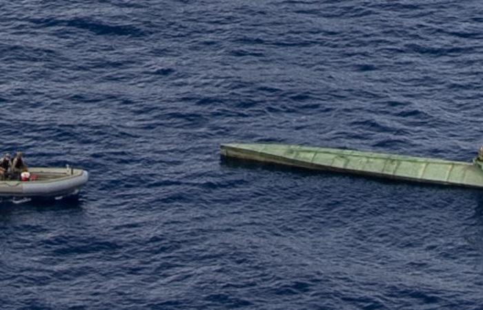 Así son los narcosubmarinos que persigue la DEA frente a Venezuela