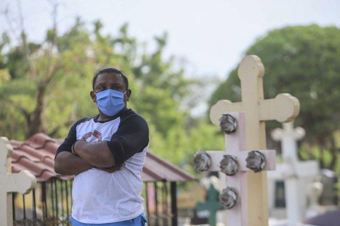 """Nicaragua ordena """"entierros express"""" para ocultar impacto del Covid-19"""